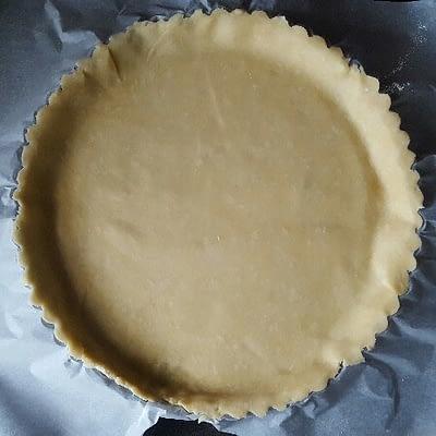 Recette pâte brisée étalez la pâte