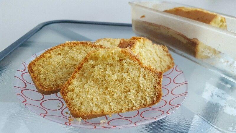 Cake facile tout bio et tout moelleux
