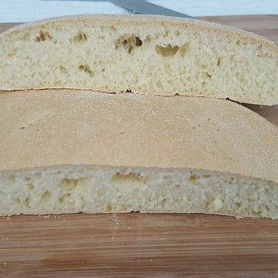 Aperçu pain marocain a la semoule bio