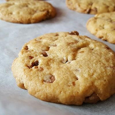 Recette cookies pépites chocolat