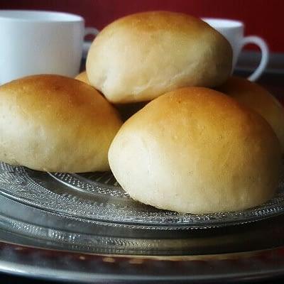 Recette pains au lait bio